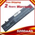 11.1 V 4400 mAh 6 células batería del ordenador portátil para SAMSUNG NP365E5C NP350V5C NP300E5C NP550P7C NP355V4C