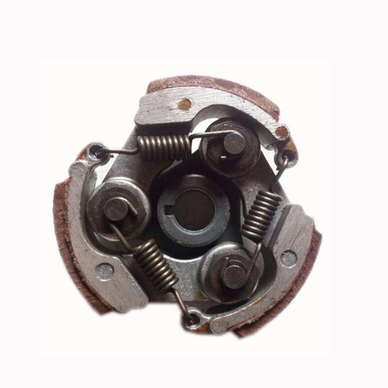 43cc 47cc 49cc двухтактный мини-мотор для мотоцикла, карманный внедорожный велосипед, квадроцикл, карт, багги, двигатель из сплава/железа, клатч