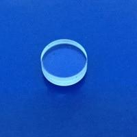Optical Focal Length 75mm Doublet Double Convex Condensing Glass Lens Optics Element Mini Magnifying Glass Lens 1PC Biconvex 9