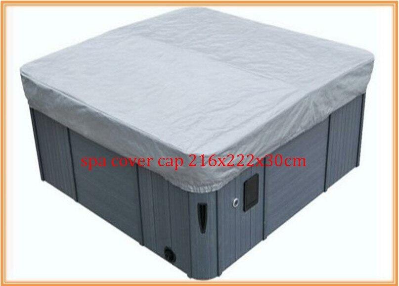 hot tub cover jacket 216cmx222cmx30cm hot tub spa cover cap T-shirt