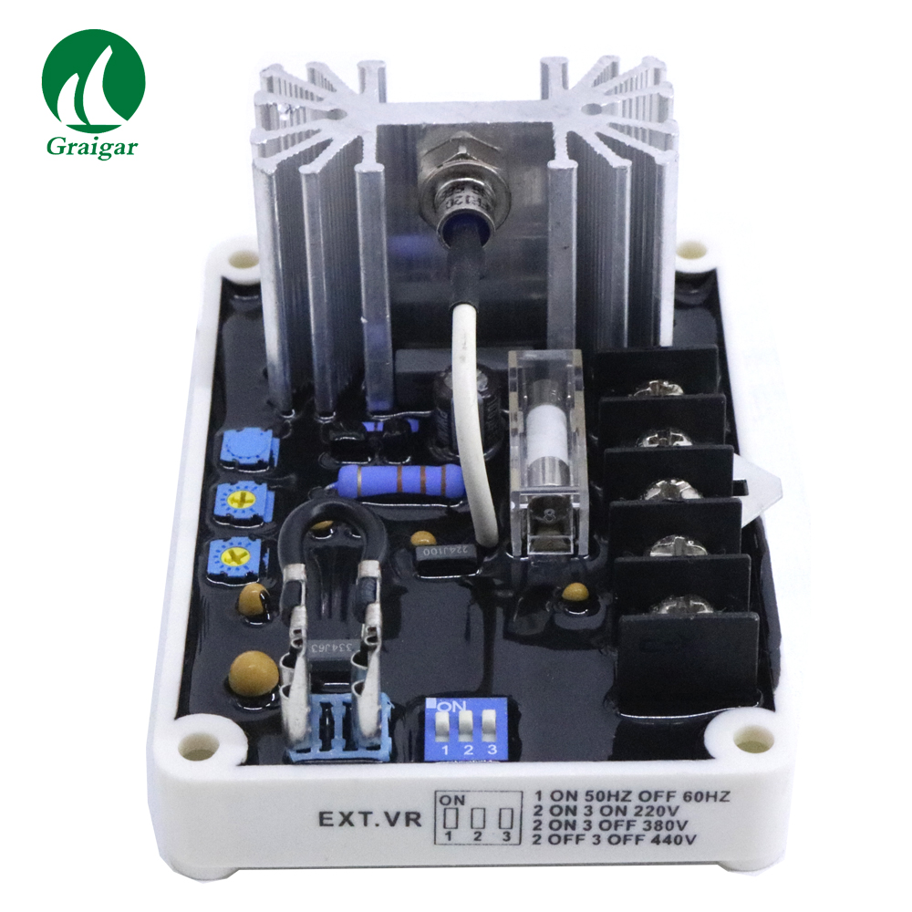 AVR EA05A Brushless Generator half-wave phase controlled thyristor type Automatic Voltage Regulator  AVR EA05A Brushless Generator half-wave phase controlled thyristor type Automatic Voltage Regulator