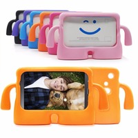 7 Inch Children Tablet Case EVA Silicone Case Cover For Samsung Galaxy Tab 3 4