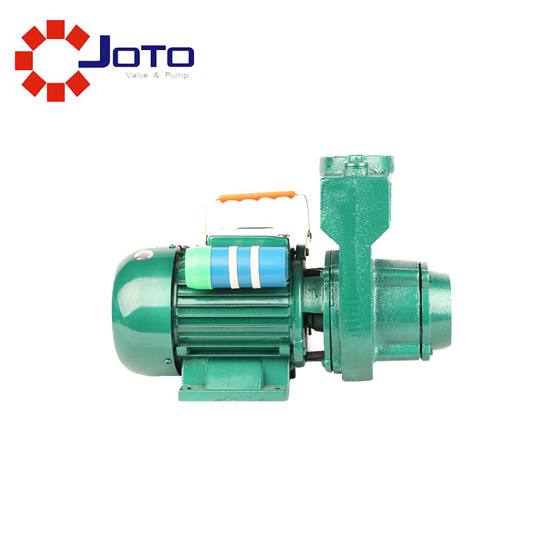 2ZDK-20 Cast Iron Self-priming 220V 1KW 2 Centrifugal Pump Agricultural Irrigational Pump Drought Fighting Clean Water Pump 3 inch gasoline water pump wp30 landscaped garden section 168f gx160 agricultural pumps