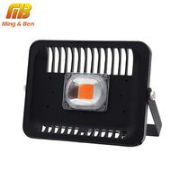 MingBen Led Grow Flood Light Outdoor IP65 Waterproof High Power 30W 50W 100W 220V For
