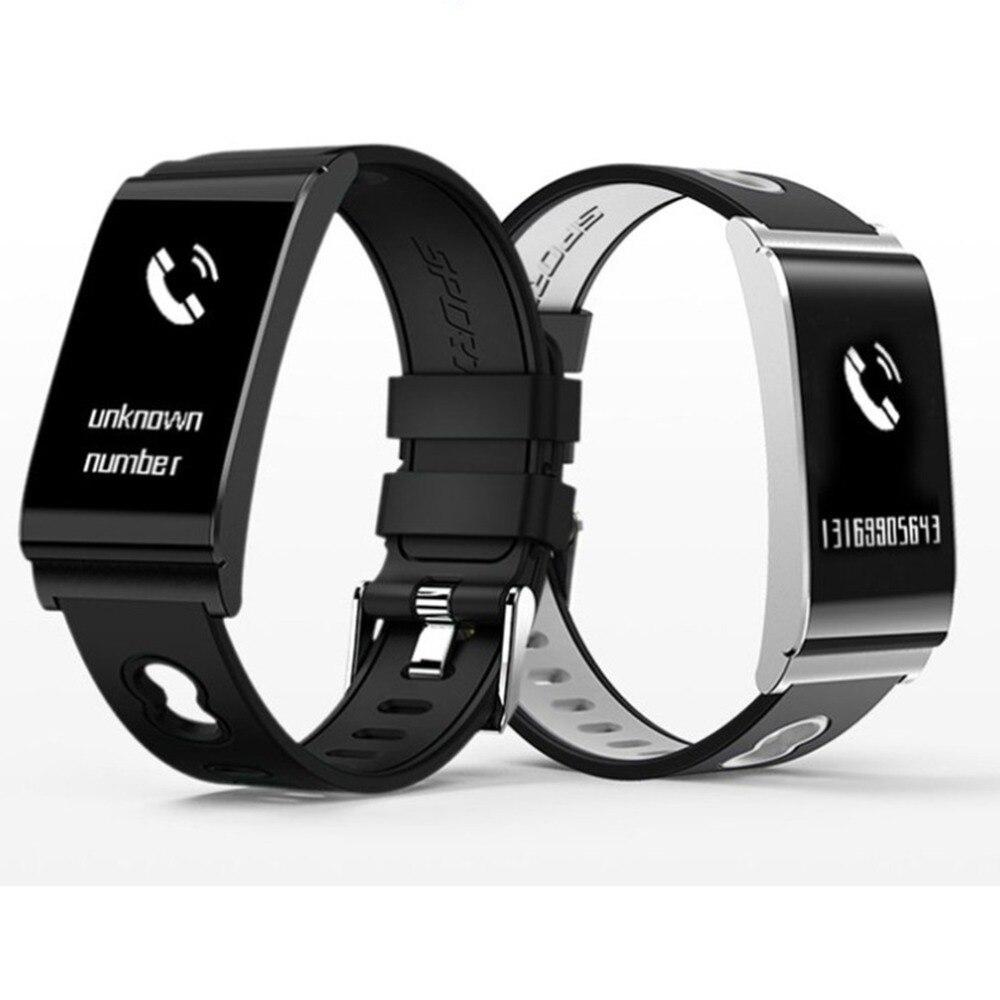 NEW N109 Smart Wristband Waterproof Bluetooth 4.0 Blood Pressure/Oxygen Heart Rate Sleep Detector Fitness Smartband PK X9 Pro bluetooth runner x9 red