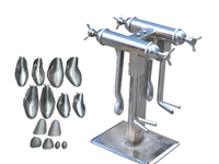 New Single Shoe Stretching Machine For Long Boot Shoes Shoe Repair Machine