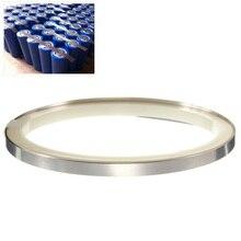 1Pc 5M 0 25mm x 7mm 0 25mm x 10mm Pure Nickel Strip Tape For Li