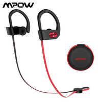 Mpow Flame 088A Bluetooth Headphone IPX7 Waterproof Sport Wireless Headset Sports Earphones Earbuds With Mic For iOS Android