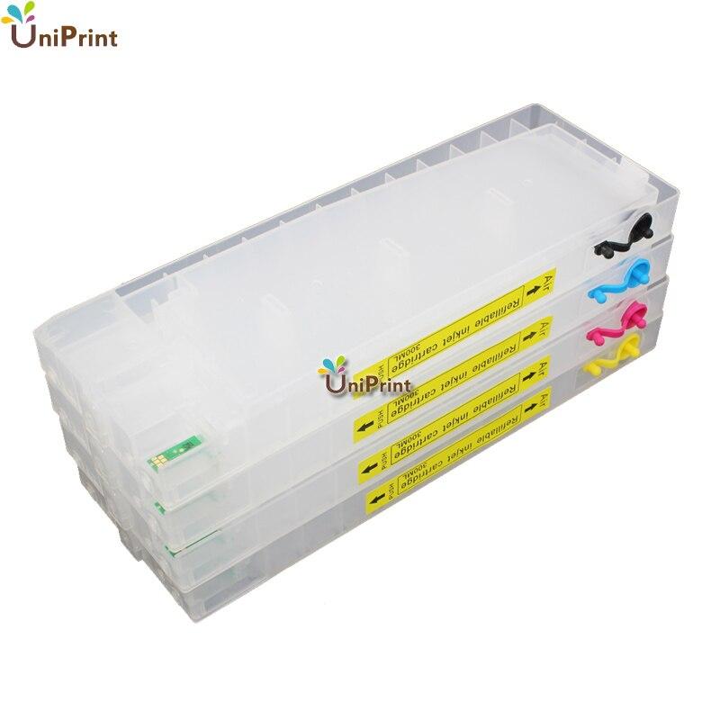 350 мл 8 шт. pro7400 pro9400 перезаправляемых картриджей для epson pro 7400 pro 9400 принтер
