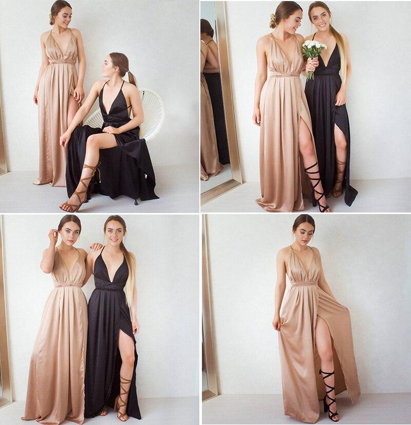 HTB1Je7ONFXXXXbmaXXXq6xXFXXX1 - Off Shoulder Sexy Deep V Neck Beach Style Women Dress Strap Backless Maxi Long Evening Party Dresses JKP028