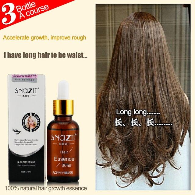 Favoloso 2 pz 30 ml buon shampoo crescita dei capelli veloce siero per le  LO49