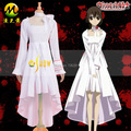 Vampire Knight Yuuki Cross White Gown Cosplay Costume for Women MZX-008-06 Sweet Party Dress cosplay costumes