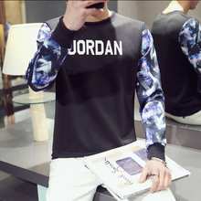 Hip Hop Jordan Hoodie Men Sweatshirt Spring 2016 New Arrival Sportswear Pullover Men's Long-Sleeved Sudaderas Hombre Hoodie