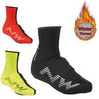 NW 2019 nueva cubierta de zapato de Ciclismo térmico de invierno para hombres de deporte MTB zapatos de bicicleta Cubre Ciclismo para hombres y mujeres