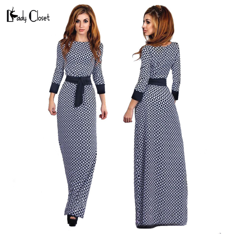 New Style Turkish Women Clothing Abaya Muslim Long Dress Trendy Printing Abayas Jilbab Islamic
