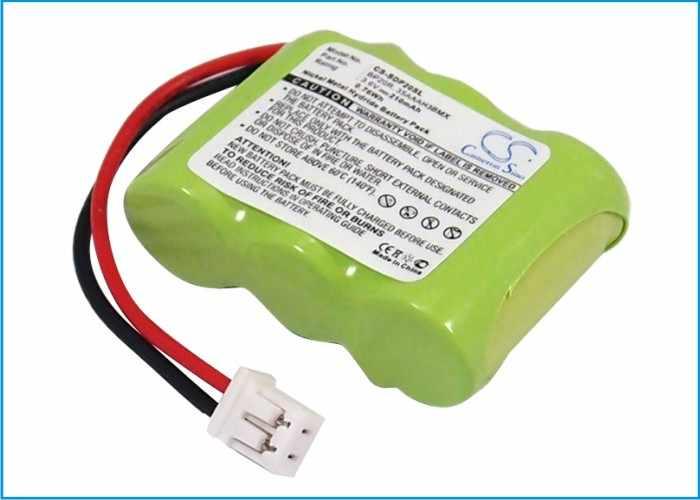 Cameron sino 210 mah bateria bp20r para dogtra 150ncp colar, 175ncp, 200ncp, 202ncp, 210ncp, 22000ncp, 280ncp, 282ncp, receptor 300 m, 302 m