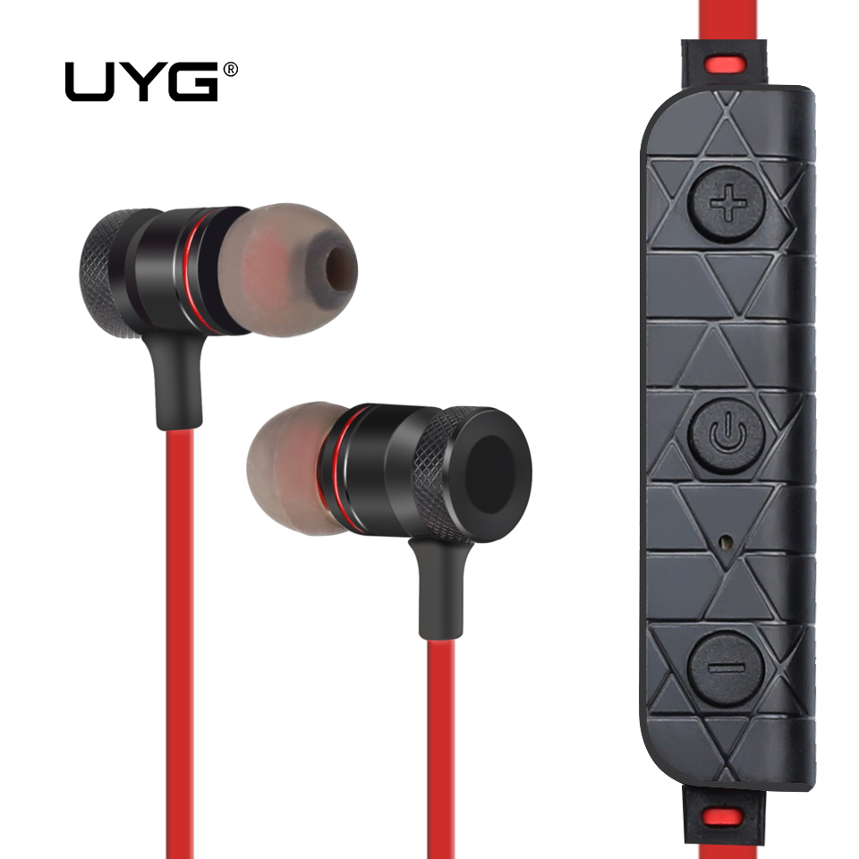 Sports bluetooth earphones for running - iphone earphones for iphone 6