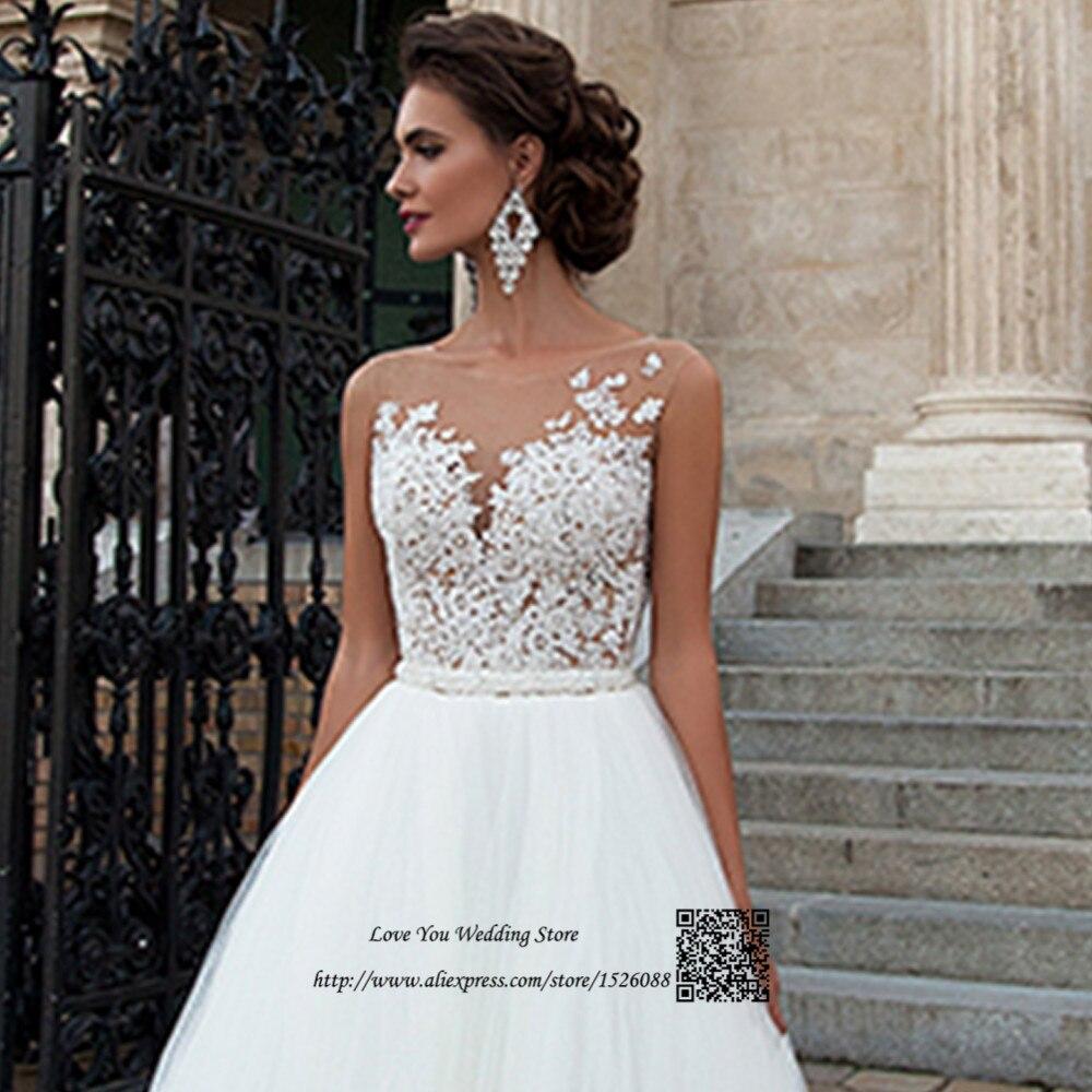 Abiti Da Sposa Schloss Billig Hochzeit Kleid Princesa Brautkleid ...