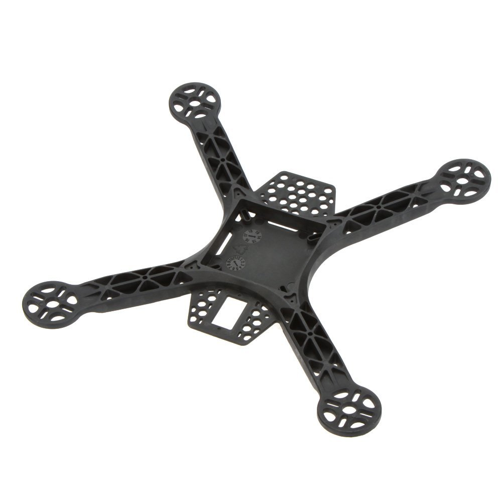 DIY FPV 260 V1 G10 Mini Multicopter RC Quadcopter Frame Kit 260mm Body Shell