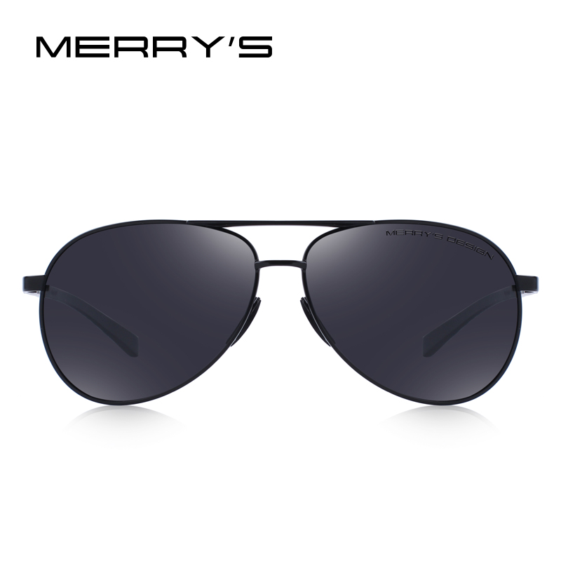 41df2b975203 MERRY S DESIGN Men Classic Polarized Pilot Sunglasses For Driving Fishing  UV400 Protection S 8516