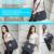 4 unids/set multifuncional momia del bolso del panal del pañal del bebé bolsa de maternidad bolsa de mensajero de las señoras bolso de mano bolsa maternidade
