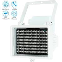60m 96 LEDs 12V 60m Night Vision IR Infrared Illuminator Light Lamp LED Auxiliary Lighting Waterproof For Security CCTV Camera