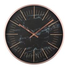 Silent Clock Modern Design Quartz Metal Wall Designer Wandklok  Watches Quiet Horloge mural