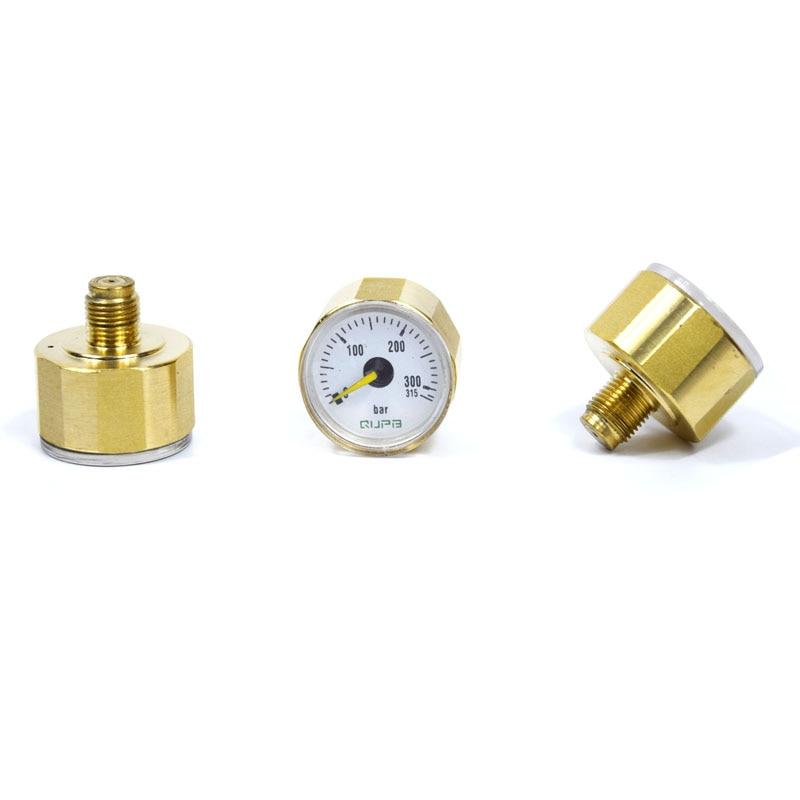 28MM ED Gauge 315Bar High Pressure 1/8BSP M10*1 Thread