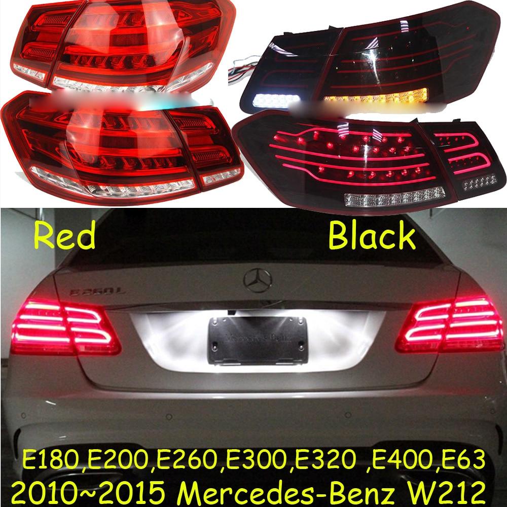 car-styling,W212 Taillight,2010~2015,Free ship!4pcs,W212 fog light;chrome,W212 tail lamp,W 212,E180,E200,E260,E300,E320,E400,E63 цена 2017