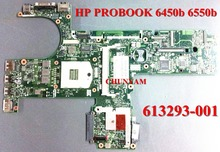 Original 613293-001 Motherboard 6450b 6550b laptop Notebook system board mainboard 100% Tested working Perfect 90 Days Warranty
