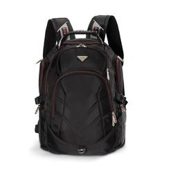La mochila para ordenador portátil FreeBiz de 18,4 pulgadas se adapta a portátiles de juego de hasta 18 pulgadas para Dell, Asus, Msi, Hp