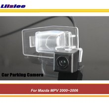 цены Car Rear Reverse Parking Camera For Mazda MPV 2000-2005 2006 Rearview Reversing Camera AUTO HD SONY CCD III CAM Night Vision