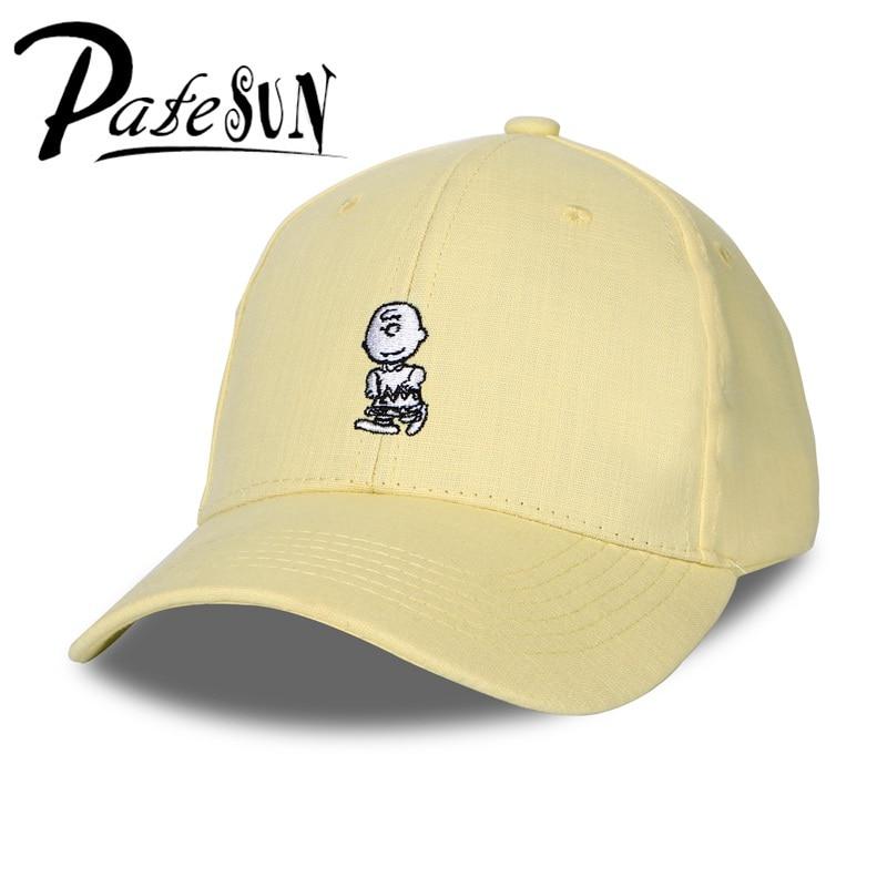 Patesun Charlie Brown Baseball Cap Women Cartoon -4695