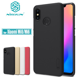 Nilkin for Xiaomi Mi 8 SE 6 5S 5 Case Nillkin Frosted Shield Hard PC Back Phone Cover for Xiaomi Mi 6X A2 5X A1 Mi8 SE Mi6 Capa