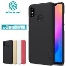 Nilkin для Xiaomi mi 9 8 Lite SE 6 5 чехол Nillkin матовое Щит Жесткий чехол для телефона PC для Xiaomi mi 9 mi 8 mi 6 mi 6X A2 5X A1