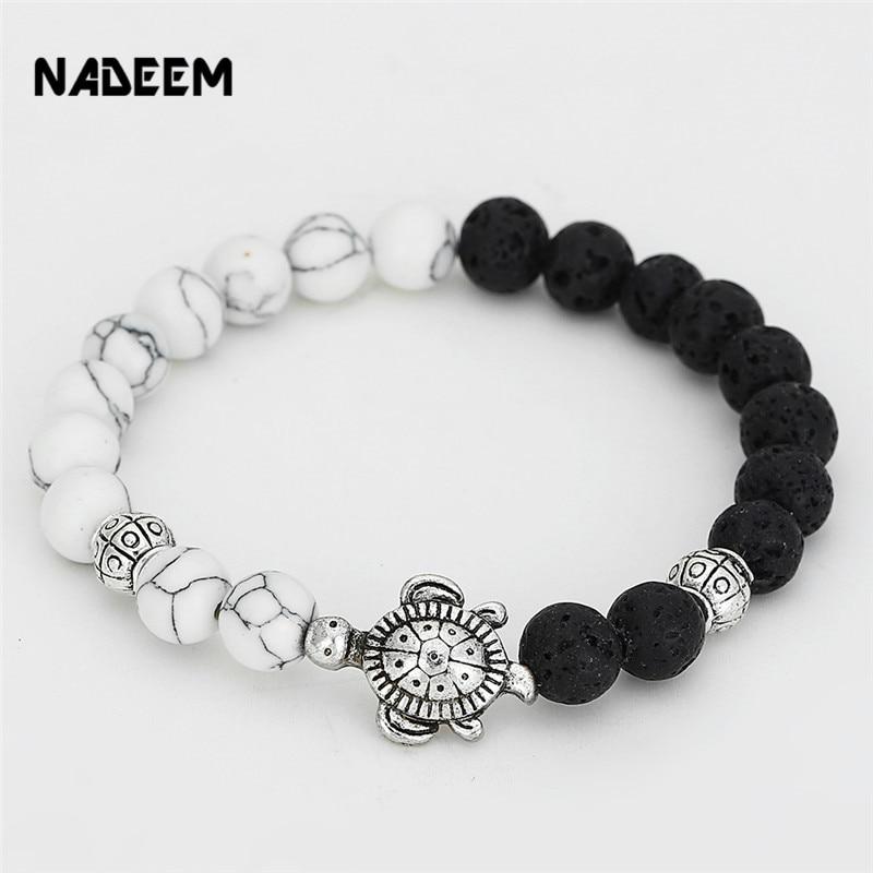 Купить мужской подарочный браслет для девочек и мужчин серебряный 8