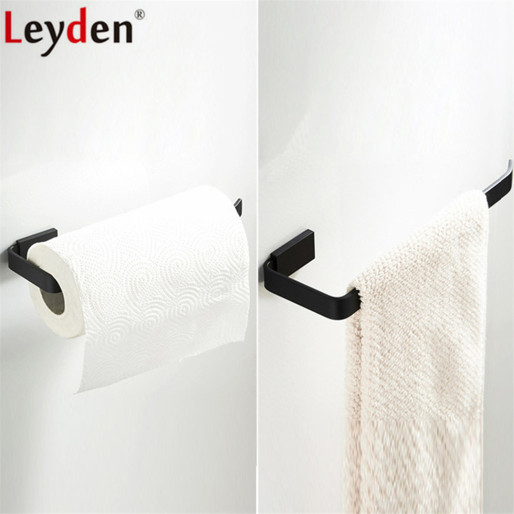 Leyden ORB Brass 2pcs Bathroom Accessories Set Wall Mounted Towel Ring Toilet Paper Holder Tissue Holder Roll Paper HolderLeyden ORB Brass 2pcs Bathroom Accessories Set Wall Mounted Towel Ring Toilet Paper Holder Tissue Holder Roll Paper Holder