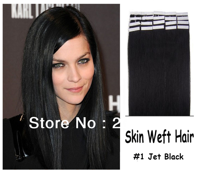 Hot Remy Hair For Sale Skin Tape Hair Extensions 100g 40pcspack