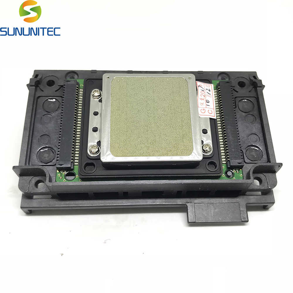 Asli FA09050 UV Printhead Print Head untuk Epson XP600 XP700 XP800 Nuocai UV0406 Cina UV Flat Head Printer