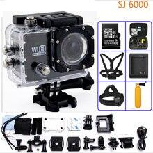 Действий Камеры 12MP HD 1080 P wifiI 30FPS 2.0 «ЖК-Дайвинг 30 М Водонепроницаемый Спорт DV Камера спорта cam бесплатная доставка