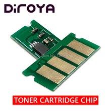 4 шт. SPC250 SPC250e KCMY тонер-картридж чип для ricoh Aficio SP C250 C250e C 250 250e цветной принтер порошок сброс чипы