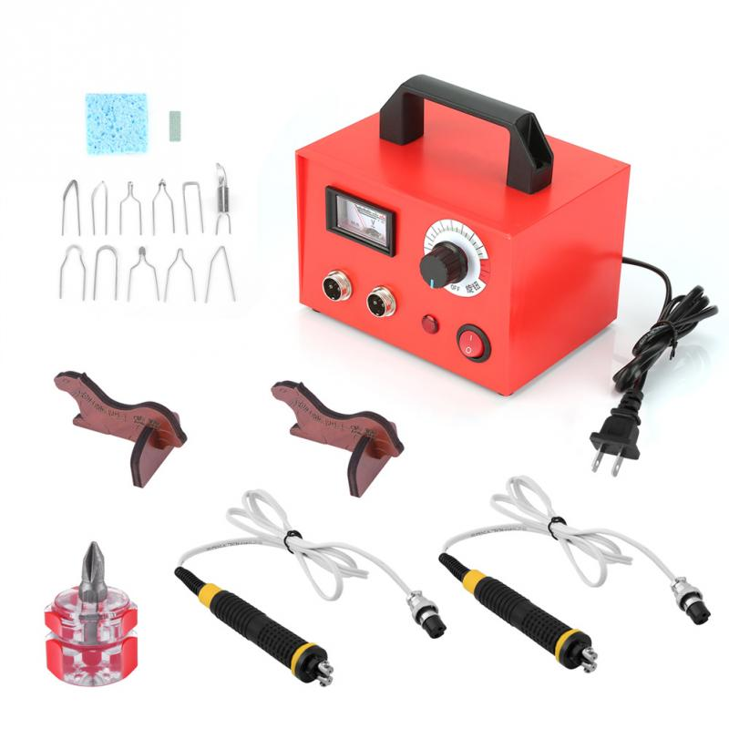 60W 110 240V Wood Burning Machine Pyrography Pen Machine Kit Set Wood Burning Tips Crafts Tools  DIY Soldering Iron Tools-in Electric Soldering Irons from Tools    1