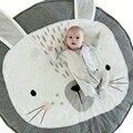 Ползать одеяло Дети Ковровое покрытие Кролик Коврики Детская Комната Украшения Игровые Коврики Ползучая Унисекс