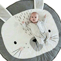 Rastejando cobertor Crianças Rastejando Tapete do Assoalho Tapetes Coelho Decoração do Quarto Tapetes de Jogo Do Bebê Unisex