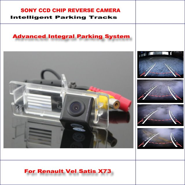 Dynamic Guidance Camera For Renault Vel Satis X73