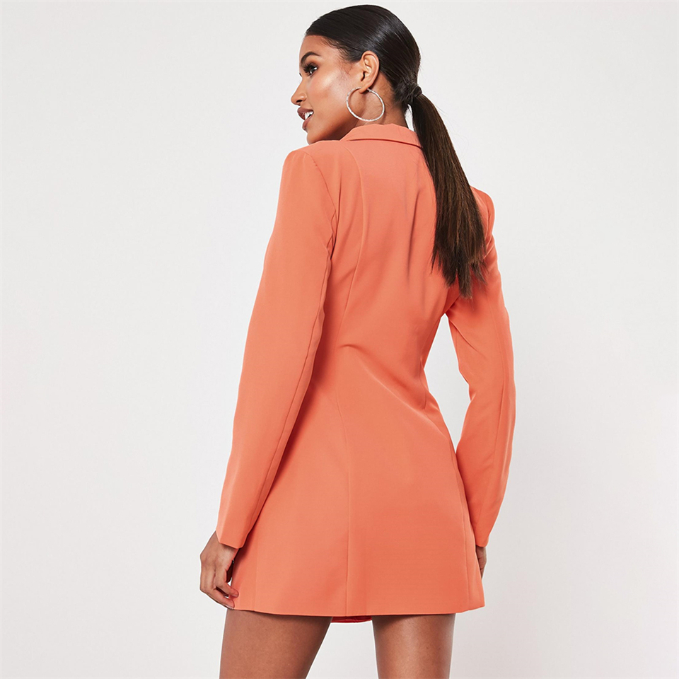 orange-seatbelt-buckle-blazer-mini-dress (3)