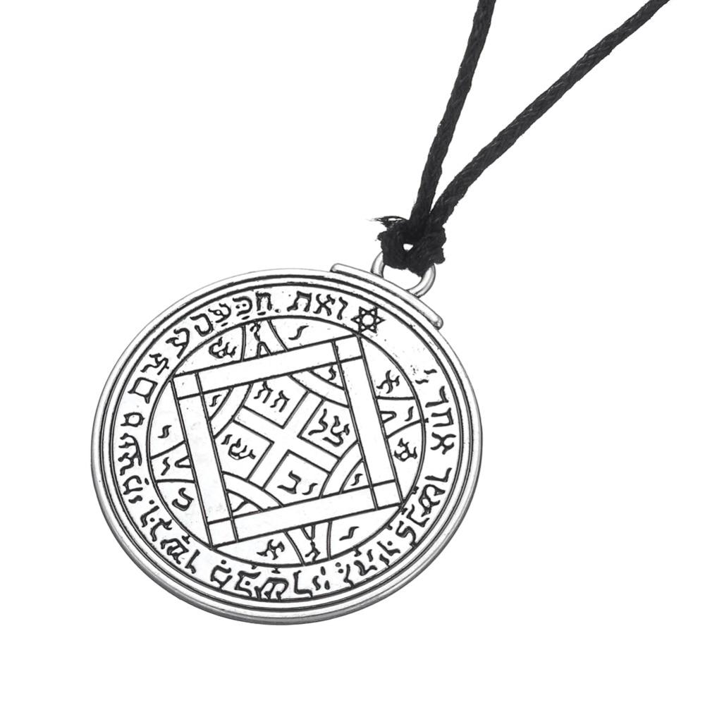 Dawapara Talisman von Venus Love Pentacle Key von Solomon Wicca - Modeschmuck - Foto 3