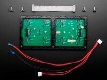 Leeman P4 SMD RGB полноцветный из светодиодов модуль дисплей высокого разрешения в помещении 1/16 сканирования 256 * 128 мм 64 * 32 пикселей из светодиодов экран стены
