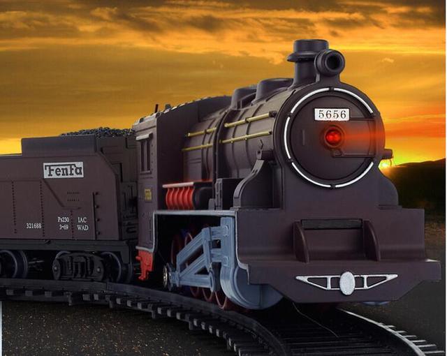 Big Boy Train Toys : Aliexpress buy big size boys electric toy trains and
