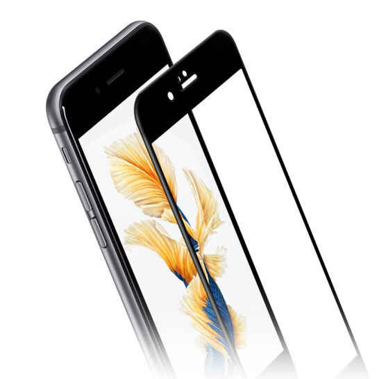 3D كامل غطاء الزجاج المقسى ل فون 5 6 6s 7 8 زائد الزجاج واقي للشاشة